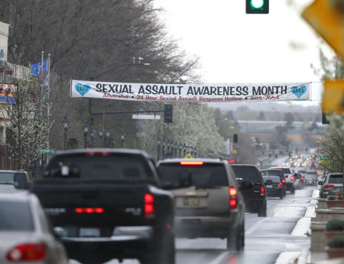 Advocates give support to sexual assault victims