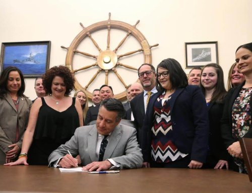 Opioid, juvenile justice bills signed by Nevada governor