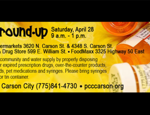 Partnership Carson City Drug Roundup April 28
