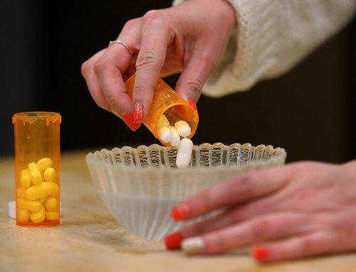 At-home drug disposal kits available