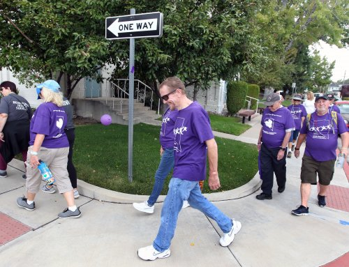 Suicide awareness walk takes steps Saturday